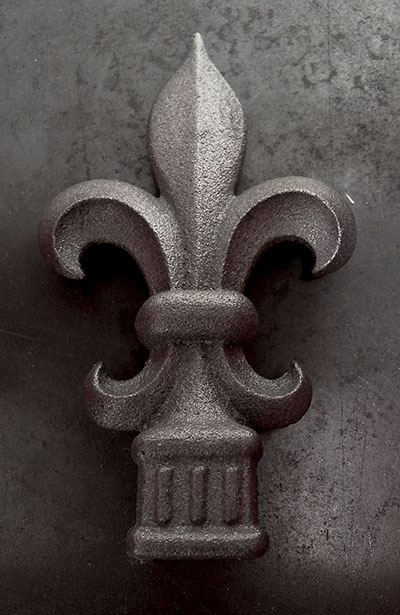 cast iron ornamental