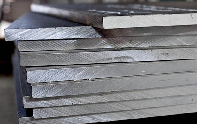 Bay Metals metal and diamond plates